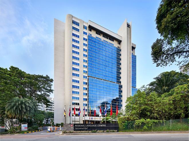 Relc International Hotel - Singapur - Gebäude
