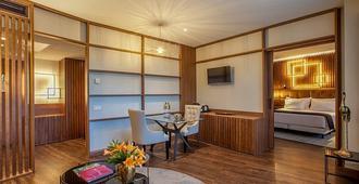 Hotel Tres Reyes - פאמפלונה - חדר אוכל