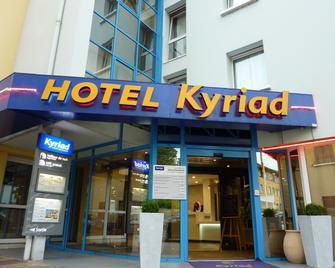 Kyriad Montbeliard Sochaux - Монбельяр - Building