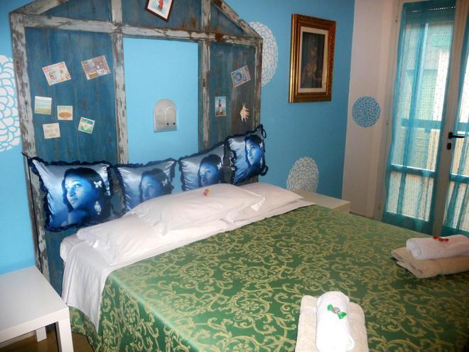 Riccione Beach Hotel - Riccione - Κρεβατοκάμαρα