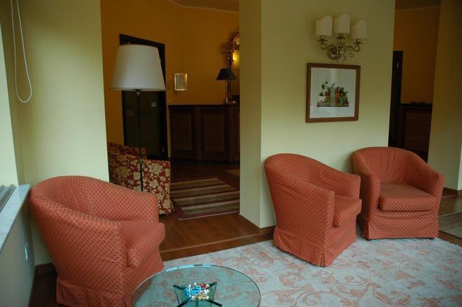 Il Giardino di Albaro - Genoa - Bedroom