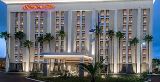 Hampton Inn Orlando Near Universal Blv/International Dr - Orlando - Building