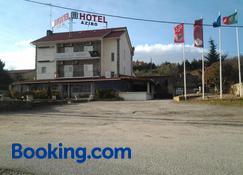 Hotel Azibo e Restaurante - Macedo de Cavaleiros - Edifício