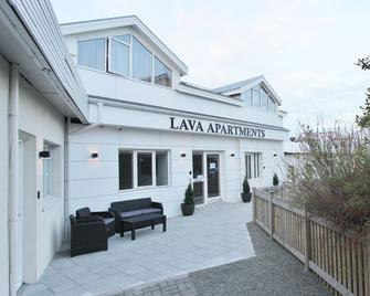 Lava Apartments - Ακουρεΰρι - Κτίριο