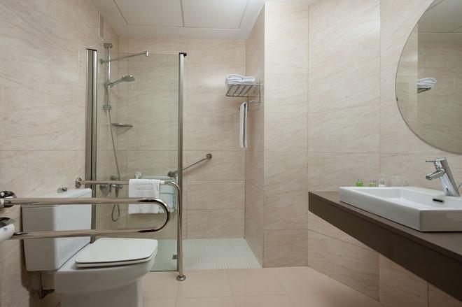 NH Avenida Jerez - Jerez de la Frontera - Bathroom