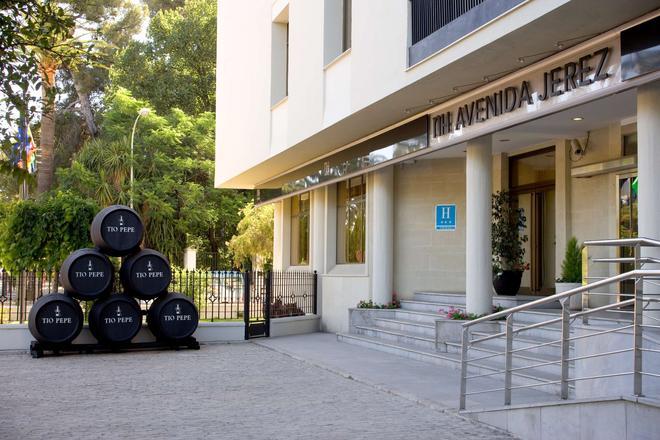 Hotel Nh Avenida - Jerez de la Frontera - Edificio