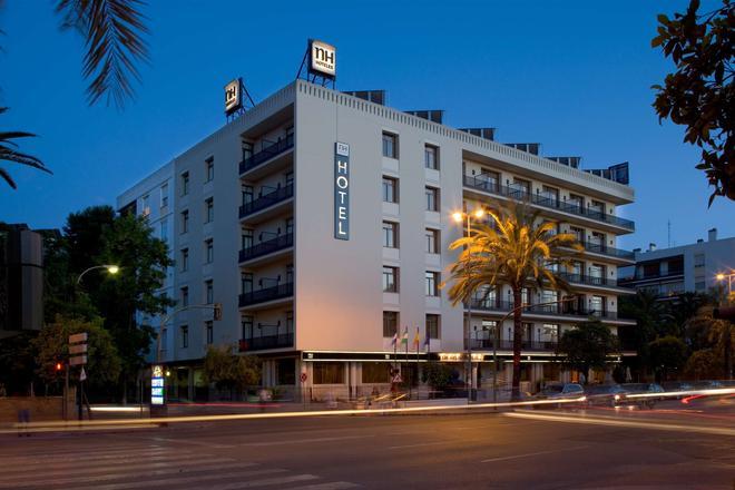 NH Avenida Jerez - Jerez - Gebouw