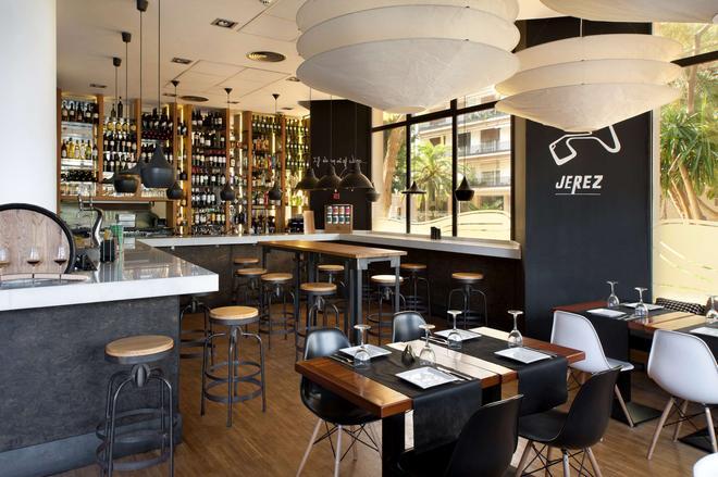 Hotel Nh Avenida - Jerez de la Frontera - Bar