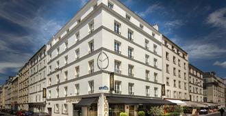 Hotel du Cadran - Paris - Bygning