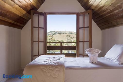Hotel Fazenda Vista Alegre - São Lourenço - Bedroom