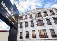 Hotel Gold - Skopje - Edificio