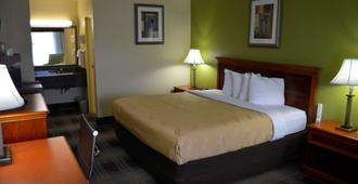 Quality Inn Midtown - Savannah - Camera da letto