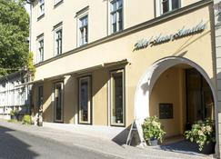 Hotel Anna Amalia - Weimar - Rakennus