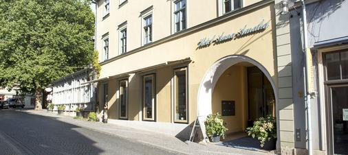 Hotel Anna Amalia - Weimar - Building