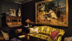 Dorsia Hotel & Restaurant - Gothenburg - Living room