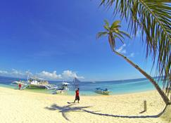 Malapascua Exotic Island Dive & Beach Resort - Daanbantayan - Strand