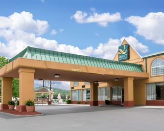 Quality Inn & Suites - Horse Cave - Building