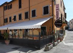 Hotel La Rosa - Campo nell'Elba - Vista del exterior