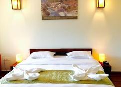 Sanskriti Vedic Retreat - Rishikesh - Bedroom