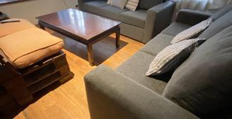 Gorilla - Hostel - Mendoza - Living room