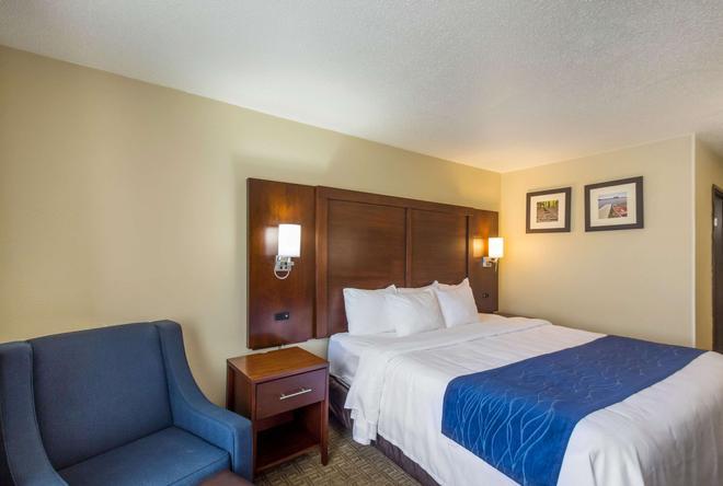 Comfort Inn - Green Bay - Makuuhuone