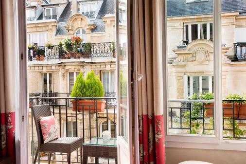 Hotel Residence Foch - Παρίσι - Μπαλκόνι