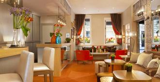 Hotel Residence Foch - פריז - טרקלין