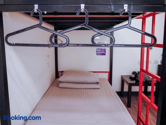D'Well Hostel - Kaohsiung - Bedroom