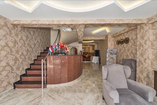Maral Hotel Istanbul - Istanbul - Lễ tân