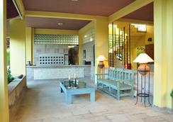 Palm Court Suites - Ayvalık - Lobby
