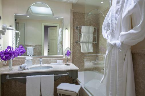 Starhotels Tuscany - Florence - Bathroom