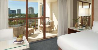 Naples Grande Beach Resort - Naples - Schlafzimmer