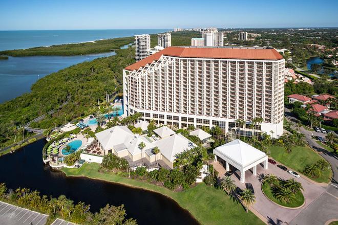 Naples Grande Beach Resort - Naples - Rakennus