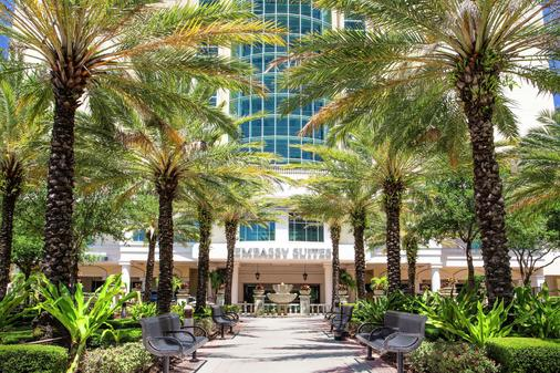 Embassy Suites by Hilton Tampa Downtown Convention Center - Tampa - Building