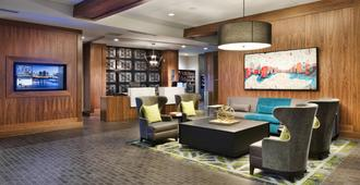 Courtyard by Marriott Richmond Downtown - Richmond - Lounge