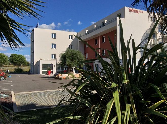 Hôtel Amarena - Perpignan - Bâtiment