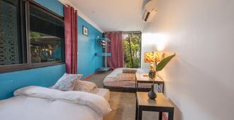 Udaya Angkor Bed and Breakfast - סיאם ריפ - חדר שינה
