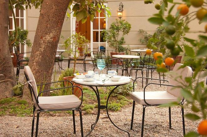Hotel Boutique Le Reve - Santiago de Chile - Patio