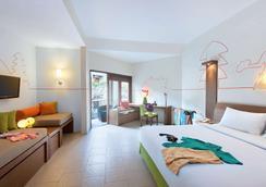 峇里全季勒吉安酒店 - 雷根 - 庫塔 - 臥室