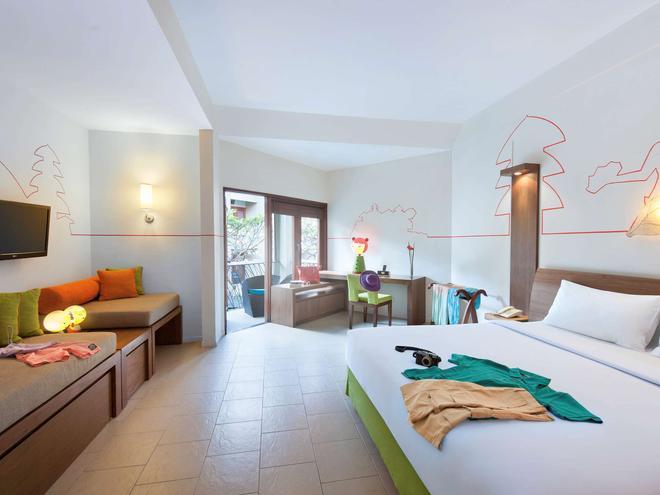 ibis Styles Bali Legian - Kuta - Bedroom