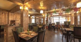 Whispering Inn By Vivaan - Manali - Restaurante