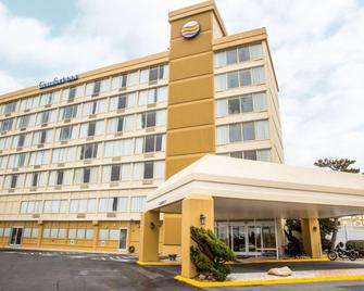 Comfort Inn South Oceanfront - Nags Head - Gebouw