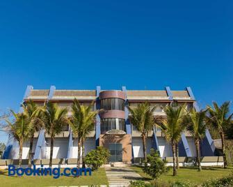 Spazio Marine Hotel - Guaratuba - Gebäude
