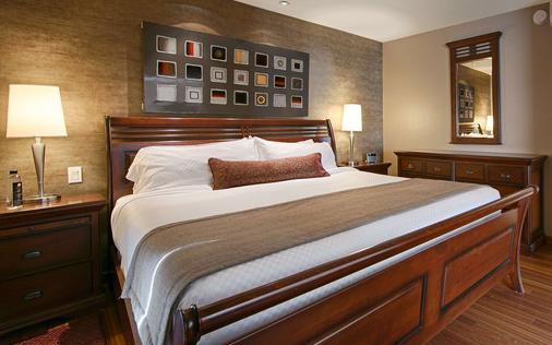 Best Western Premier Hotel Aristocrate - Квебек - Спальня