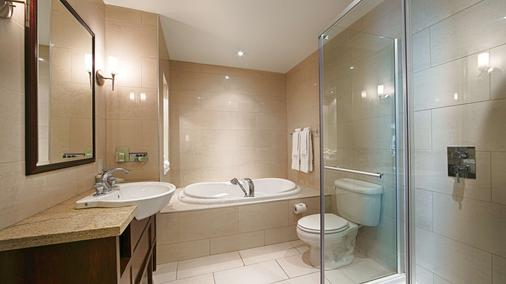 Best Western Premier Hotel Aristocrate - Quebec - Bagno