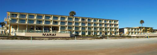 Makai Beach Lodge - Ormond Beach - Κτίριο