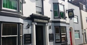 Kings Arm's Hostel - Brighton - Building