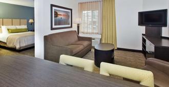 Sonesta Simply Suites Houston City Centre - Houston - Sala de estar