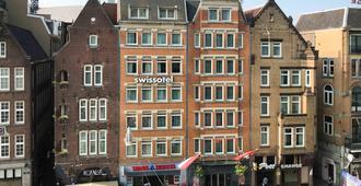 Swissôtel Amsterdam - Amsterdam - Bygning