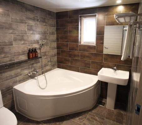 Business Hotel Haeundae S - Busan - Bathroom